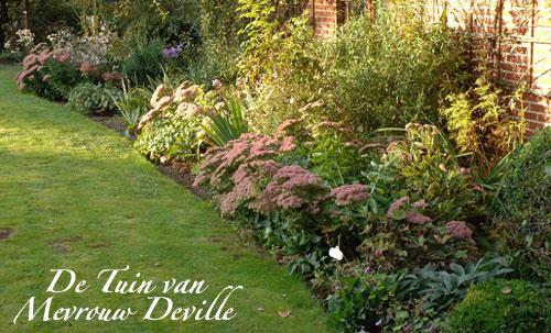 De Tuin van Mevrouw Deville