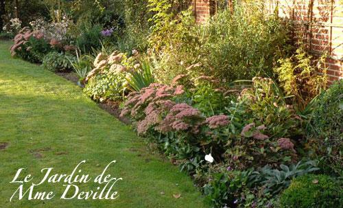 Le Jardin de Mme Deville