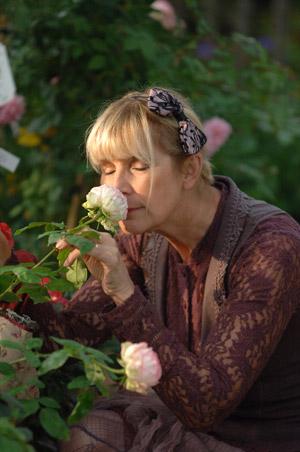 Mireille parfum de roses